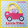 LITTLE TIKES GIRL Paper Piecing card making & scrapbooking NOT FOR RESALE