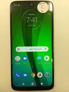 Motorola Moto G7 XT1962-1 Google Fi 64GB Check IMEI Fair Condition IP-104