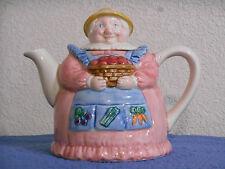 Otagiri Farmer Annie Teapot Mary Ann Baker Made in Japan