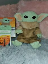 Star Wars The Child Baby Yoda Scentsy Buddy with The Mandalorian Scent Pak