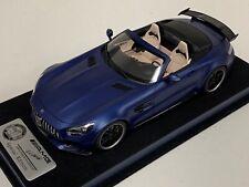 1/18 GT Spirit Mercedes Benz AMG vGTR Roadster Matte Blue Metallic GT259 Custom