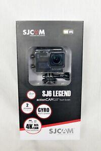 SJCAM SJ6 Legend, Camcorder 4 K, Action Cam