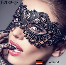 Sexy Gesichtsmaske Augenmaske Maske Spitze Venezianische Party Karneval Ball