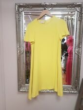 Yellow Cacharel Day dress   Size 8