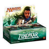 MtG: Magic the Gathering - BATTLE FOR ZENDIKAR Booster Box - English - Sealed