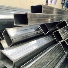 25x50mm Galvanised Steel RHS Pipe 6m - Rectangular Steel Pipe Tube Columns Fence