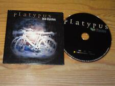 PLATYPUS - ICE CYCLES / ADVANCE-ALBUM-CD 2000 (IM CARDSLEAVE)