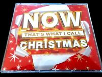 NOW THAT'S WHAT I CALL CHRISTMAS 2012  3 x CD  *EX+/NM  WHAM, WIZZARD SLADE MUD