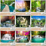 Landscape Waterfall Living Room Wall Hanging Bedroom Tapestry Blanket Decoration