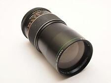Hanimar 200mm F3.5 m42 screw mount lens stock No. U3481