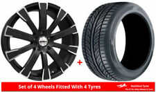 Transporter Calibre Wheels with Tyres 5 Number of Studs