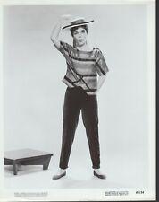 Luana Patten 1960 8x10 black & white movie photo #3961