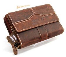 """Damen Echt Leder Portemonnaie Brieftasche,Geldbörse,Wallet """"WILD"""" (SJ-00161)"""