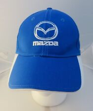 Mazda automobile baseball cap hat adjustable  v car advertising