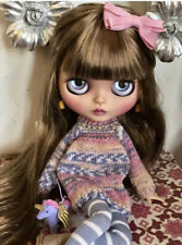 "Custom Factory OOAK Blythe Doll ""Jessica"" by Dollypunk21 *FREE SET OF HANDS!*"