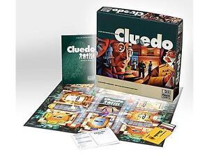 Jeu de société Cluedo  - Parker - Le jeu des grands détectives - Petite boîte BE
