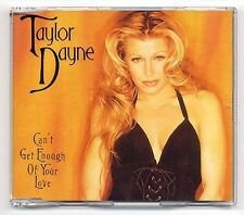 Taylor Dayne Maxi-CD Can't Get Enough Of Your Love - German 3-track CD