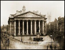 Henry Fox Talbot Photo, Early Cityscape, Britain, 1840s, architecture