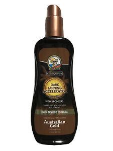 Australian Gold Tanning Spray Gel With Bronzers Outdoor/indoor Use UV Activated