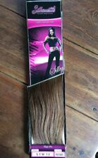 "100% HUMAN HAIR Silhouette Weave Extentions 12"" P427/3033"
