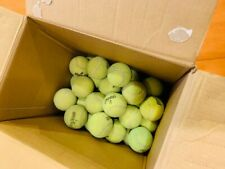 50 Used Tennis Balls ( Includes Penn, ProPenn, Dunlop, and Wilson)