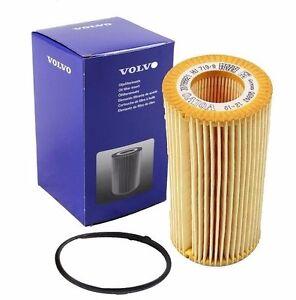 Genuine Volvo Diesel Oil Filter & Seal for C30 C70 S40 S60 S80 V50 V60 V70