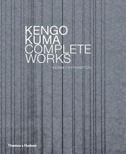 KENGO KUMA - NEW HARDCOVER BOOK