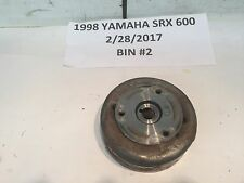 Yamaha SRX 600 700 flywheel magneto 1998+