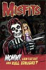 MISFITS - MOMMY KILL TONIGHT - POSTER 24x36 - MUSIC 816