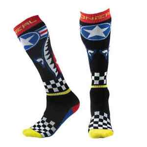 O'Neal Pro MX Wingman Mens Motocross Socks