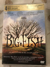 Big Fish; Dvd Pg-13 125 Minutes