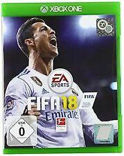 FIFA 18 - Standard Edition - [Xbox One] von EA | Game | Zustand gut
