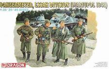 DRAGON 1:35 KIT SOLDATI PANZERMEYER, LSSAH DIVISION (MARIUPOL 1941) ART 6116
