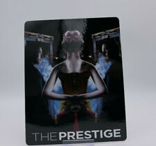 THE PRESTIGE - Glossy Bluray Steelbook Magnet Cover (NOT LENTICULAR)