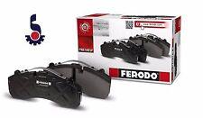 PASTIGLIE FRENO ANTERIORI FERODO GRANDE PUNTO 1.3 D Multijet 10/05- 90CV FDB1467