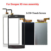 For Doogee X5 Max LCD Display Touch Digitizer Screen Assembly Replacement Tools