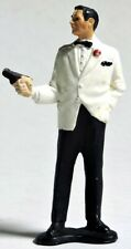 ESAR3102 James Bond Secret Thunderball JAMES BOND Plastic Figure Gilbert (1965)