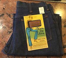 1970's Vintage Original NOS Maverick Jeans 350 32W X 29L NWT