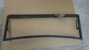 Model A Ford Closed Car Windshield Frame MT-6367
