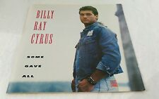 BILLY RAY CYRUS Some Gave All CD Achy Breaky Heart These Boots Are Made Walkin'