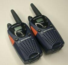 Motorola Talkabout FR60 Two Way Radio Set of (2) - walkie talkie