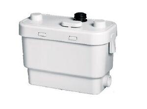 SFA Sanivite Hebeanlage für Dusche Waschbecken und Badewanne