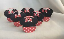Set of 12 Minnie Small Party Treat Holders