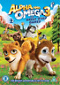 Alpha and Omega 3 - The Great Wolf Games  (UK IMPORT)  DVD NEW