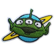 Toy Story Alien Head Iron On Patch Sew on Transfer patch Toy Story Movie
