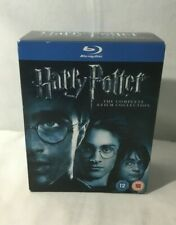 Harry Potter: 8-Film Collection (Blu-ray Disc, 2013, 11-Disc Set)