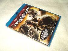 Blu Ray Movie Terminator 4 Salvation Italian Edition