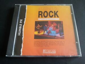CD  ROCK  HUMBLE  PIE NEUF  SOUS  BLISTER
