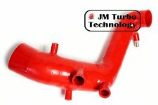 Golf Jetta Beetle A3 A4 TT MK4 1.8T Turbo Inlet Intake Pipe Silicone Hose Red