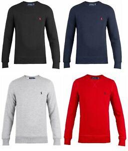 Herren Ralph Lauren Rundhals Pullover Strickpullover Sweater S M L XL XXL